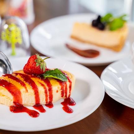 """Bake Cheesecake"" (ราคา 90 บาท)"