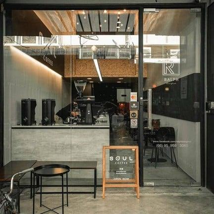 Soul coffee Bangkok
