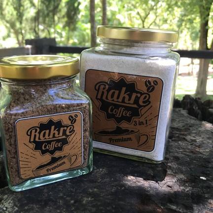 กาแฟหมามุ่ย Rakre' Coffee