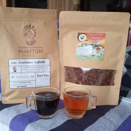 กาแฟคั่วมือ by Thisa บ้านห้วยตม