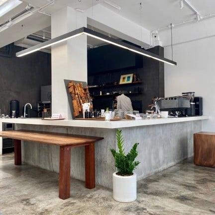 Double Slash Coffee Space RAMA 8