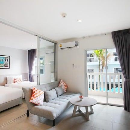 Recenta Suite Phuket Suanluang