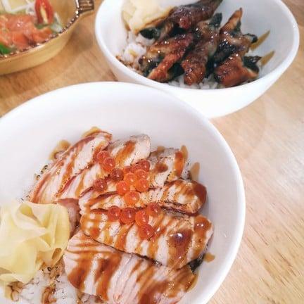 The Sushi Story