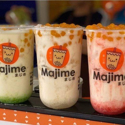 Majime  Bubble tea phuket