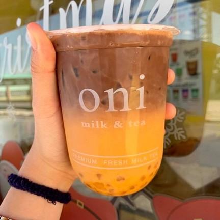 ONI-ONI milk and tea Phukieo Phukieo