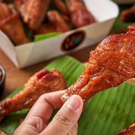 ไก่ทอดนางฟ้า ตลาดรวมทรัพย์