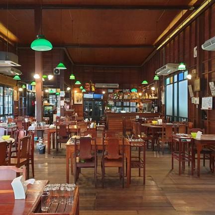 ร้านอาหารบ้านกลางกรุง พระราม3