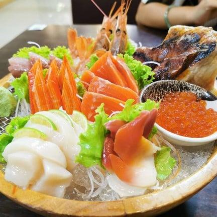 Hosen Sushi Buffet & Alacarte