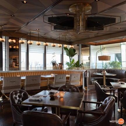 Penthouse Bar+Grill Park Hyatt Bangkok