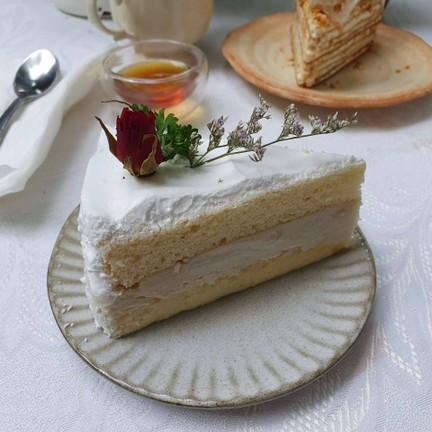 Coconut cake - เค้กมะพร้าว
