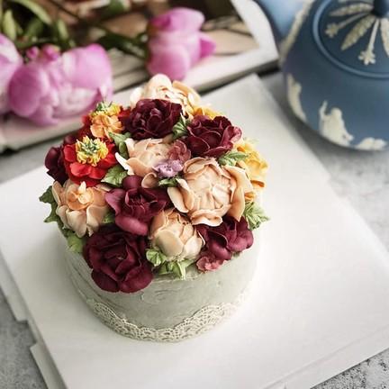 Fall In Cake