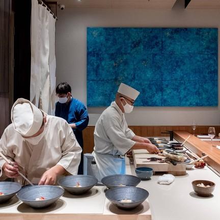 Sushi Cyu Ryo The EmQuartier