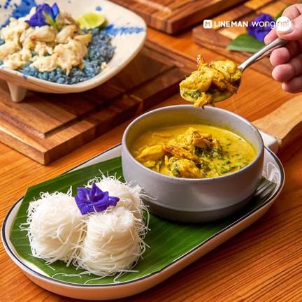 คราม | KRAM Cafe & Thai Kitchen