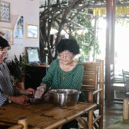 ขนมไทย บ้านดารา ขนมไทยบ้านดารา