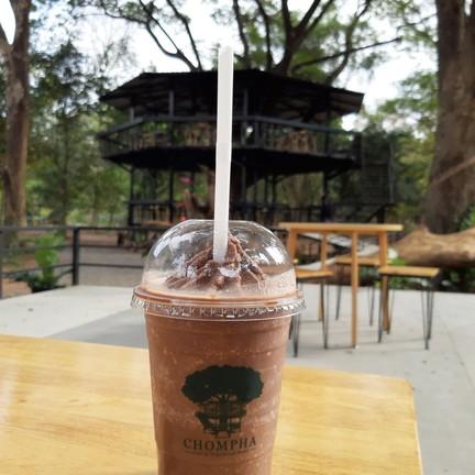 ร้านชมป่าคาเฟ่ (Chompha Cafe')