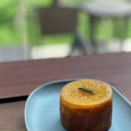 Orange Cake🍊
