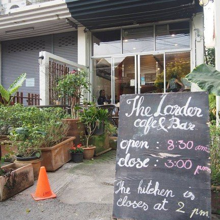 The Larder Cafe & Bar