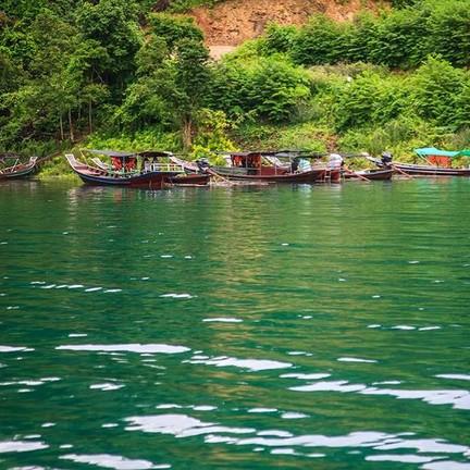 ท่าเรือท่องเที่ยวเทศบาลเชี่ยวหลาน