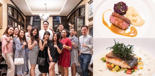 Wongnai พา Elite ร่วม Dinner มื้อสุดพิเศษ! กับร้าน Red Brick Kitchen