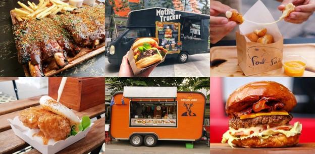 10 ร้าน Food Truck สุดคูลทั่วกรุงฯ อิ่มสะดวกสไตล์ร้านอาหารเคลื่อนที่!