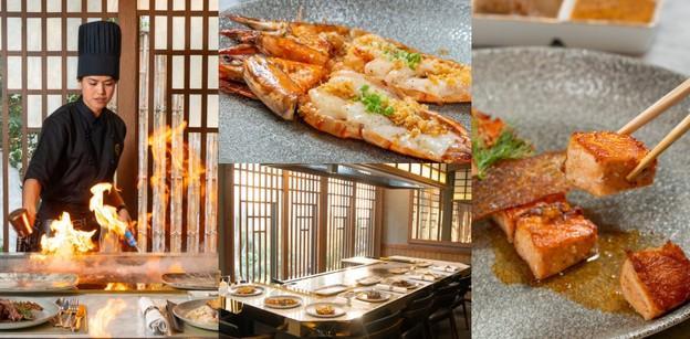 [รีวิว] Shichi Japanese Restaurant ชิมพร้อมชมโชว์เทปปันยากิสุดระทึก!
