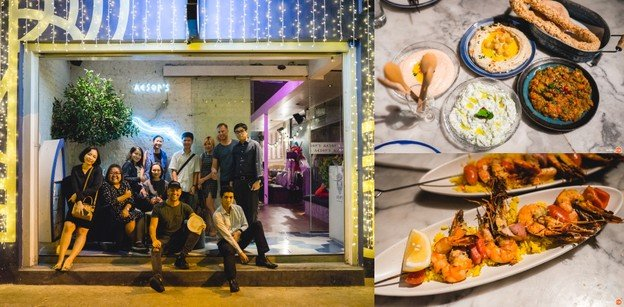 Wongnai Tasting พามาเปิดโลกอาหารกรีกที่ร้าน Aesop's Greek Restaurants