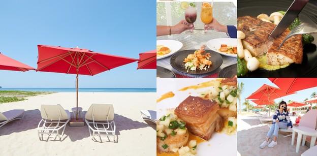 [รีวิว] XANA Beach Club ภูเก็ต กินดื่มสุดชิล ได้ฟีลดีริมทะเลภูเก็ต!