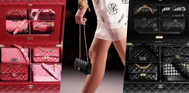 สุดปัง! Chanel Box Set รวมกระเป๋ารุ่นฮิตมาให้แบบ 4in1 ไม่มีไม่ได้แล้ว!