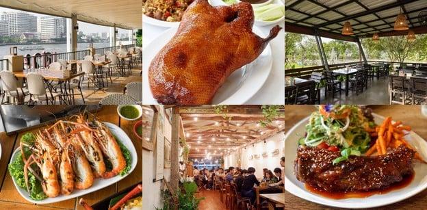 10 ร้านอาหารสังสรรค์สไตล์กินเลี้ยง นั่งล้อมโต๊ะพร้อมหน้าในช่วงเวลาดี ๆ