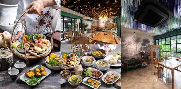 """[รีวิว] """"Gramber Cafe"""" เชียงใหม่ กินอาหารเหนือใจกลางสวนสวยสุดตระการตา!"""