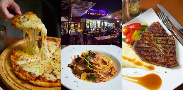 """[รีวิว] """"ครัวพฤกษ์ภิรมย์"""" ร้านอาหารอิตาเลียนโคราช กับรสชาติที่ต้องลอง"""