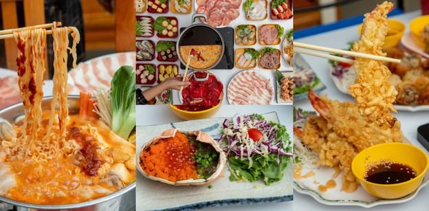 [รีวิว] Fukurou Shabu & Sushi ร้านชาบูสระแก้วที่มีครบทั้งซูชิและหม้อไฟ
