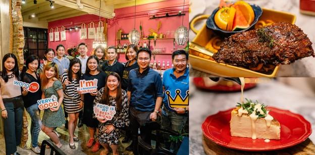 พามาชิลที่คาเฟ่สุดเก๋กับกิจกรรม Wongnai Tasting @ ร้าน Trok Khrut Cafe