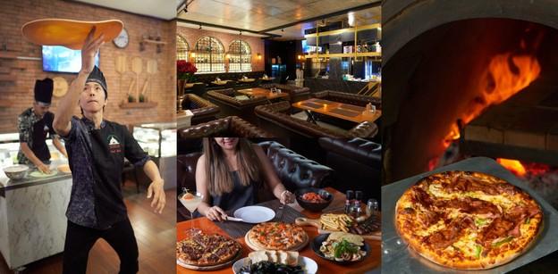 [รีวิว] Pizzeria Hut 1 ร้านพิซซ่าเตาถ่านภูเก็ต เจ้าแรกในป่าตอง!
