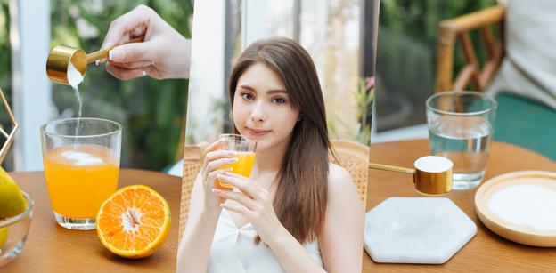 5 วิธีกินคอลลาเจนให้เห็นผลไว เพื่อกู้หน้าโทรมให้ขาวใส ไร้ริ้วรอย