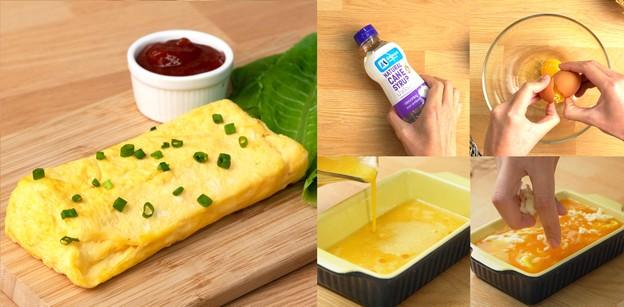 """วิธีทำ """"ไข่หวานสอดไส้ชีส"""" เมนูไข่รสหวาน ชีสเยิ้มสะใจ คุณแม่ทำได้คุณลูก"""