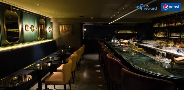 """""""Vesper"""" แม้วันนี้บาร์จะปิดอยู่ แต่เมื่อเปิดให้บริการได้ก็พร้อมทำงาน"""