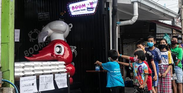 """""""Boomshrimp"""" ร้านกุ้งผู้ต่อชีวิตคนในย่านให้ทุกคนรอดไปพร้อมกัน"""