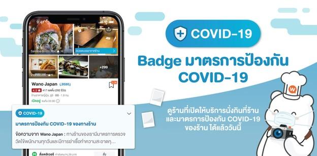 เช็คร้านที่เปิดให้นั่งกิน พร้อมมาตรการป้องกัน COVID-19 ได้แล้ววันนี้!