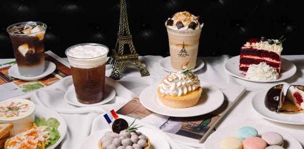 Café de Paris คาเฟ่ขอนแก่น เสิร์ฟทุกเมนูความฟิน ในสไตล์ฝรั่งเศส !