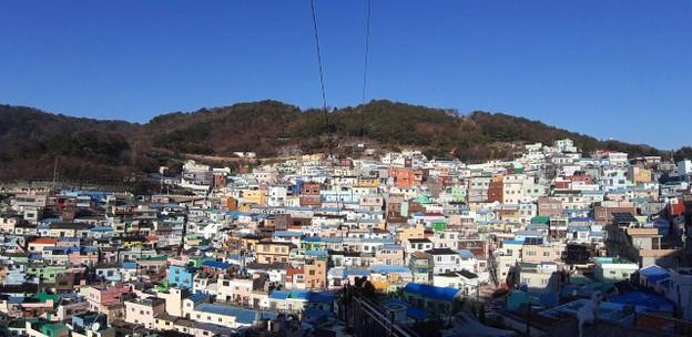 Busan ไปครั้งเดียวไม่พอ Ep.2 ... หมู่บ้านวัฒนธรรมคัมชอน