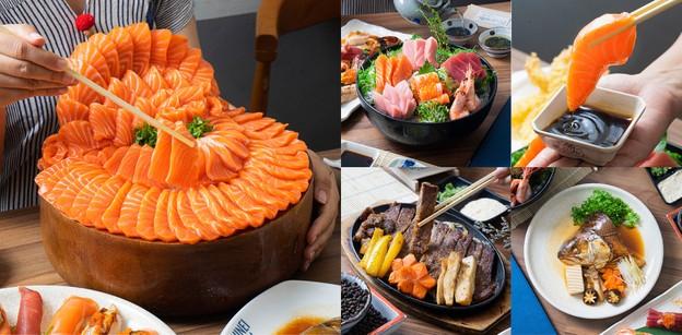 """[รีวิว] """"Oshine"""" เชียงใหม่ บุฟเฟ่ต์อาหารญี่ปุ่นสุดคุ้ม ของสด รสชาติดี!"""