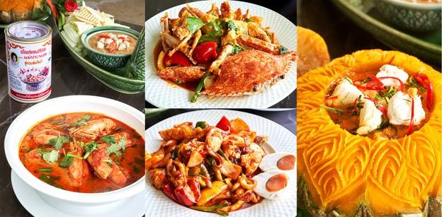 """[รีวิว] """"เดอะริช คาเฟ่"""" ร้านอาหารไทยซีฟู้ดส่งตรงจากทะเลมหาชัย!"""