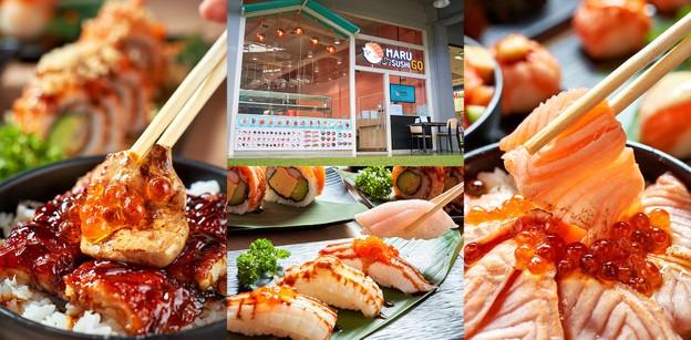 """[รีวิว] """"Maru Sushi Go"""" ร้านบุฟเฟ่ต์ซูชิคุณภาพ อิ่มจุกเริ่มต้น 388 บาท"""