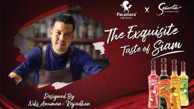Pacamara Coffee Roaster X Senorita ร่วมครีเอตซีรีส์ใหม่สุดสร้างสรรค์!