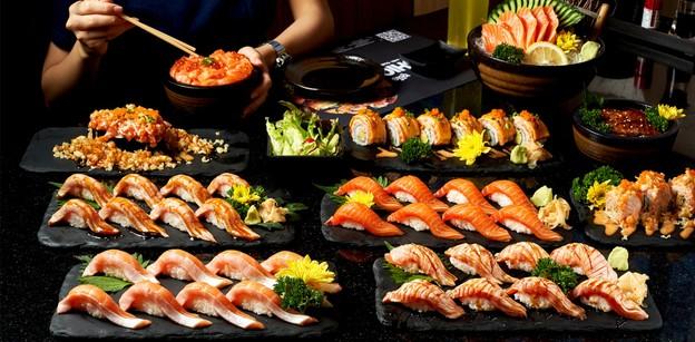 """[รีวิว] """"Sushi-OO"""" ร้านซูชิต้นตำรับ กับโปรฯจัดหนัก สั่งเมนูไหนก็คุ้ม!"""