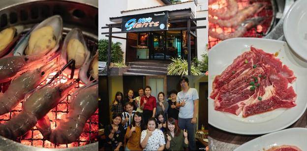 Wongnai Chonburi Top User Party #35 Giants Yakiniku Sriracha