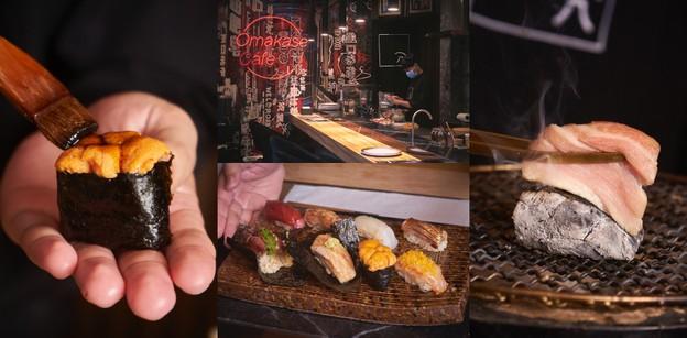 """[รีวิว] """"Hachi Omakase"""" ร้านอาหารโอมากาเสะสุดคุ้ม เริ่มต้น 999 บาท"""