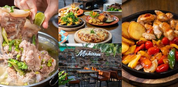 [รีวิว] Makinnee (มากินนี่) ร้านอาหารไทยฟิวชัน บรรยากาศดีขอนแก่น