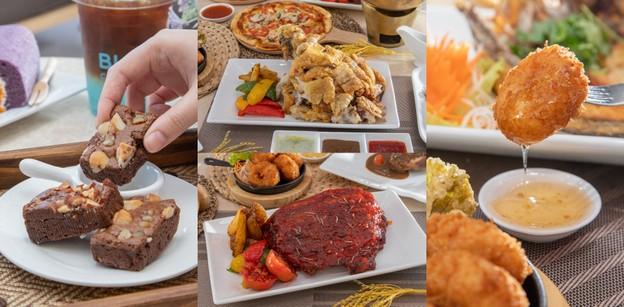 [รีวิว] ห้องอาหารรวงข้าว บุรีรัมย์ เสิร์ฟความหรูหราในราคาที่เอื้อมถึง!